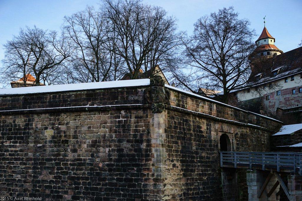 auf der Nürnberger Burg